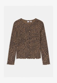 GAP - GIRLS - Long sleeved top - earthy brown - 0