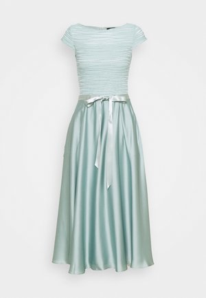 Robe de soirée - pistazie/silver
