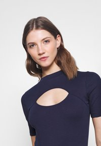 Tommy Jeans - CUT OUT  - Top - twilight navy - 3