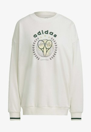 GRAPHIC SWEATER ORIGINALS PULLOVER - Mikina - off white