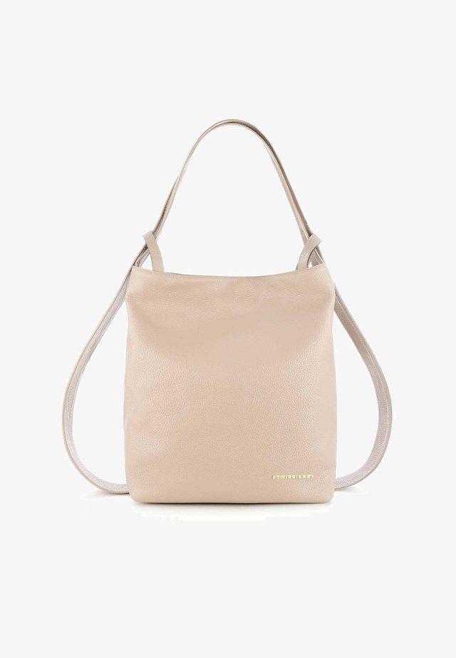Shopping Bag - beżowy