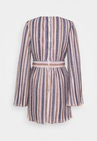 Mossman - ADORE YOU MINI DRESS - Day dress - metallic - 1