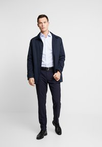 Seidensticker - SLIM FIT - Shirt - light blue - 1