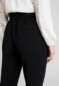 Even&Odd - Kalhoty - black - 5
