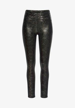 Leggings - Trousers - gemustert
