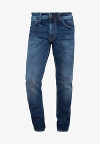 Pepe Jeans - Slim fit jeans - blue denim - 4