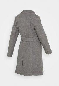 New Look Maternity - JORDAN BELTED JACKET - Abrigo - grey - 1