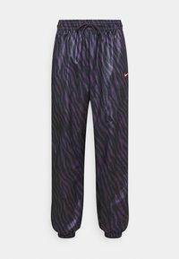Nike Sportswear - Tracksuit bottoms - dark raisin/bright mango - 5