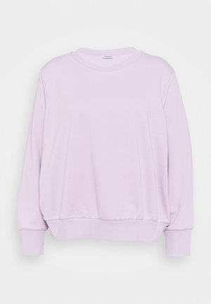 NMLUPA LOGO - Sweater - orchid bloom