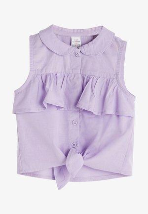Hemdbluse - lilac