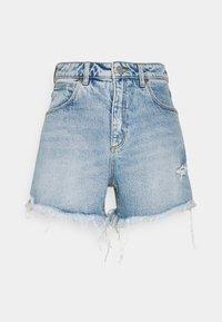 VENICE - Denim shorts - olivia eco