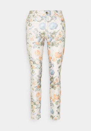 VICTORIA DAZZLE PANT - Pantalon classique - ecru