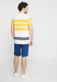 Selected Homme - SLHSTRAIGHT PARIS - Shorts - navy peony - 2