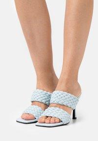 Glamorous - Sandaler - blue - 0