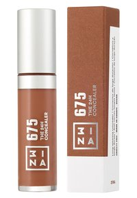 3ina - THE 24H CONCEALER - Concealer - 675 dark brown - 1