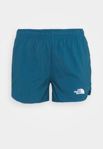 WOMENS ACTIVE TRAIL RUN SHORT - Sports shorts - mallard blue