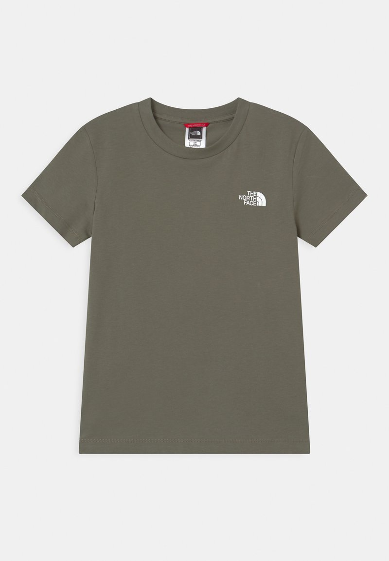The North Face - EXPLORE UNISEX - Print T-shirt - agave green/white/black