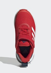 adidas Performance - FORTARUN SCHUH - Neutral running shoes - red - 3
