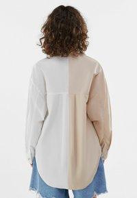 Bershka - Summer jacket - stone - 2