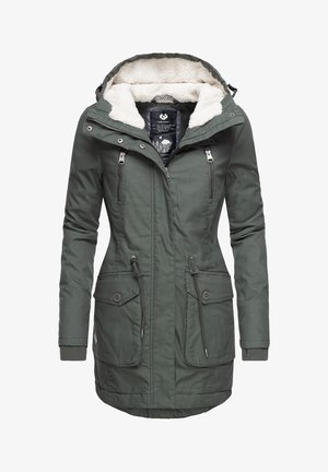 ELSA - Winter coat - grün019