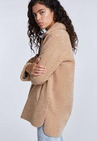 SET - Outdoor jacket - cognac - 4