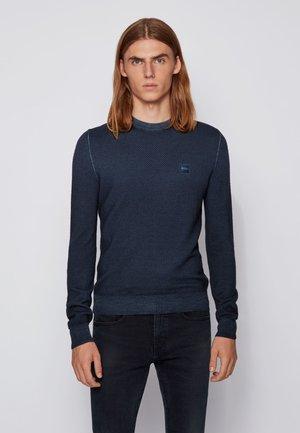 ANITOBA - Sweatshirt - dark blue