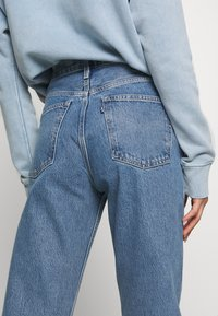 Levi's® Made & Crafted - THE COLUMN - Jeansy Straight Leg - indigo valley - 6