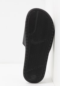 Nike Sportswear - BENASSI JDI - Klapki - black/white - 6