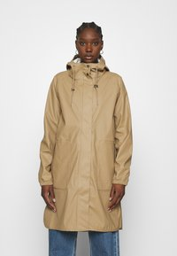 Modström - LAURYN JACKET - Impermeable - canyon clay - 0