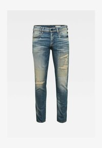 G-Star - SLIM - Jeans slim fit - vintage amalfi restored - 0