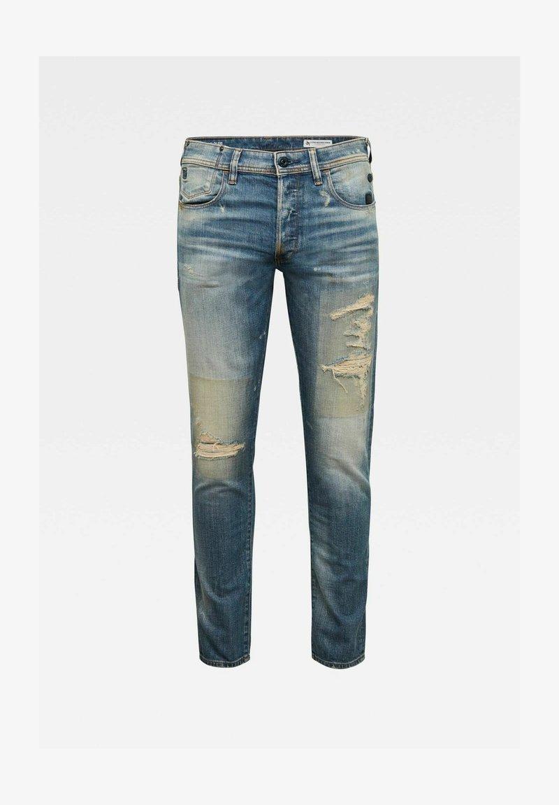 G-Star - SLIM - Jeans slim fit - vintage amalfi restored
