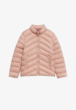 Dunjakker - rosa