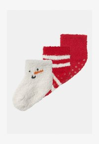 GAP - 3 PACK UNISEX - Socks - modern red - 0