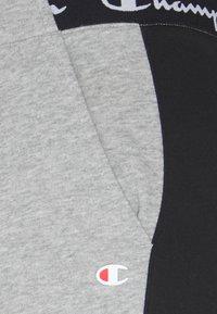 Champion - CUFF PANTS - Teplákové kalhoty - mottled grey - 3
