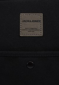 Jack & Jones - JACCANVAS BRIEFCASE - Briefcase - black - 6