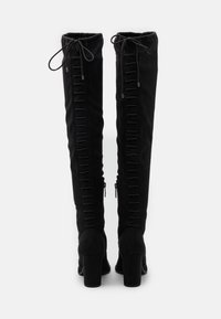 Tamaris - BOOTS - Over-the-knee boots - black - 3