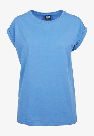EXTENDED SHOULDER TEE - T-shirt basic - horizonblue