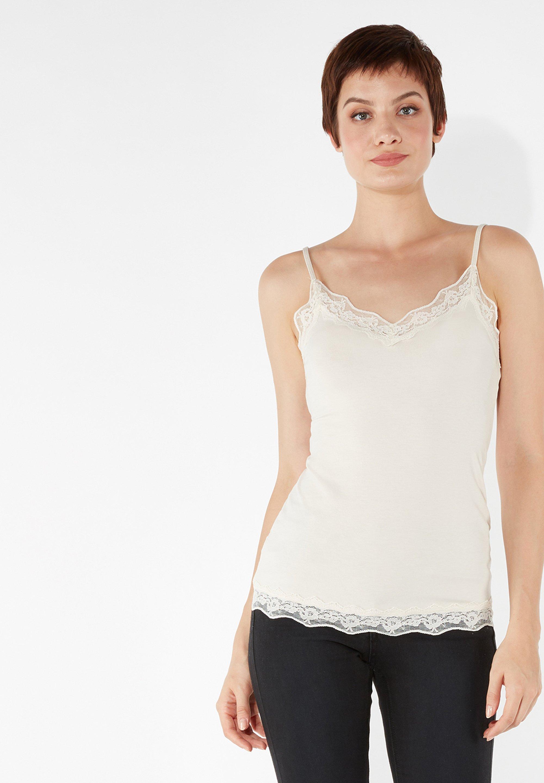 Damen Unterhemd/-shirt
