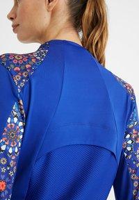 Desigual - Sweatshirt - blue - 4