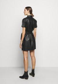 2nd Day - FRODEY - Košilové šaty - black - 2