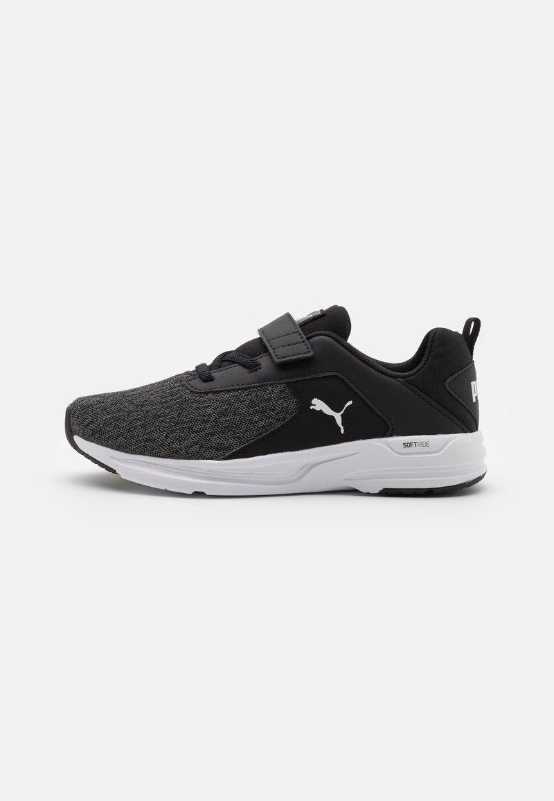 Puma - COMET 2 ALT UNISEX - Neutral running shoes - black/white