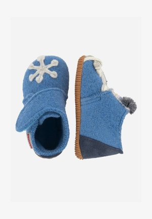 First shoes - mittelblau