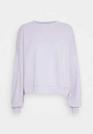 ICON CREW - Sweatshirt - light purple
