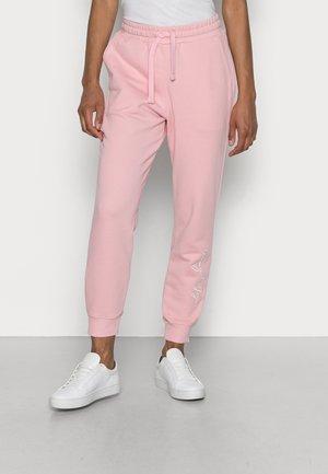HERITAGE - Teplákové kalhoty - glacier pink