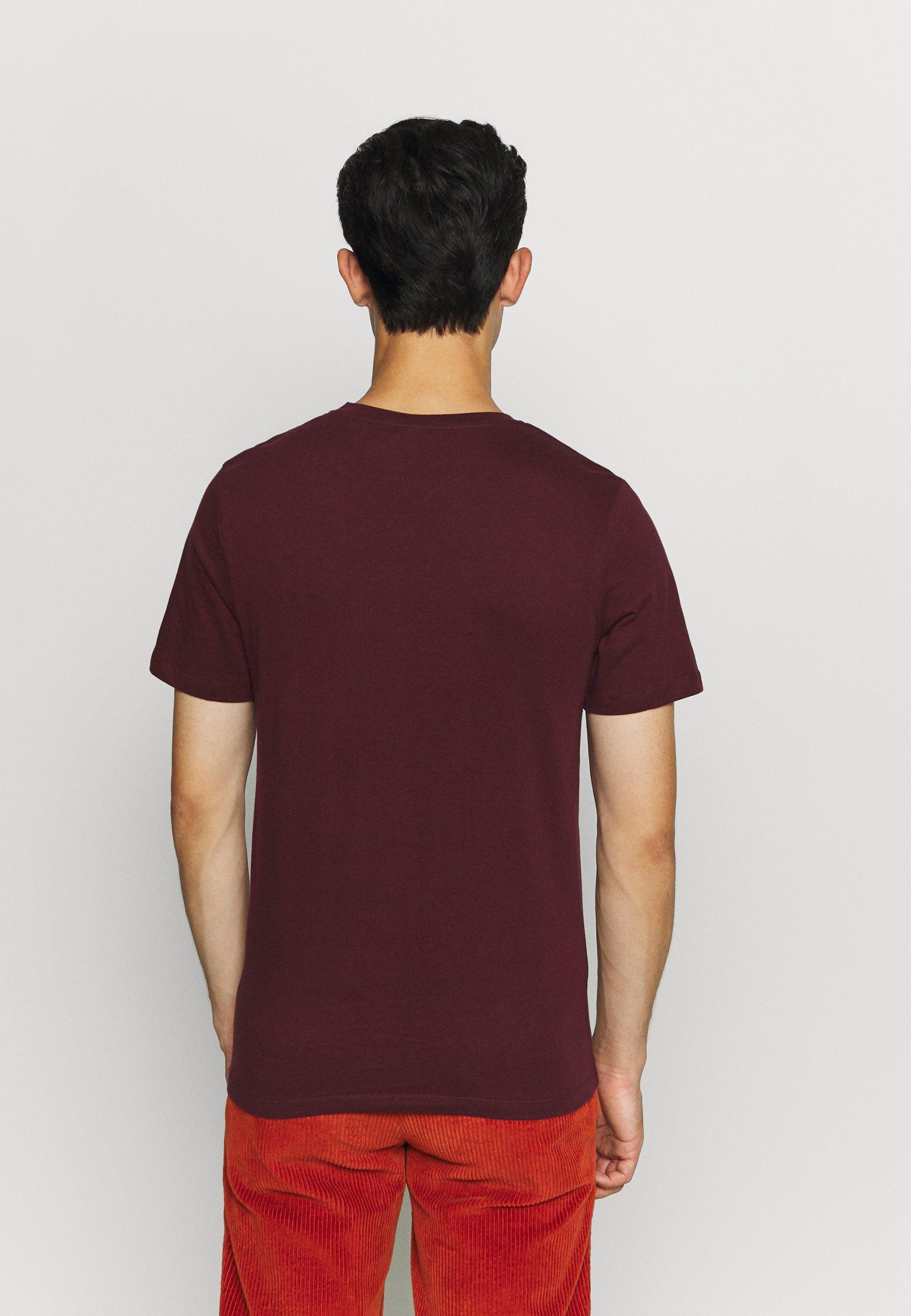 Jack & Jones JCOCOOL YODA TEE  - Print T-shirt - port royale s9cZe