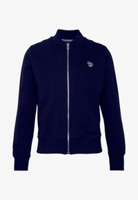PS Paul Smith - BOMBER JACKET - Zip-up hoodie - navy - 4