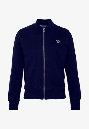 BOMBER JACKET - Sweatjacke - navy