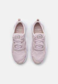 Nike Performance - SPEEDREP - Kuntoilukengät - barely rose/metallic silver/stone mauve/grey fog/white - 3
