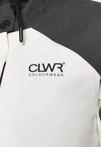 COLOURWEAR - BLAZE JACKET - Snowboard jacket - off white - 5