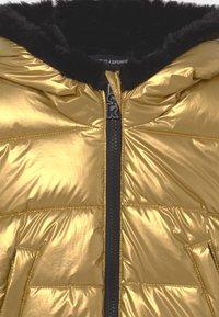 SuperRebel - START - Winter jacket - gold - 2